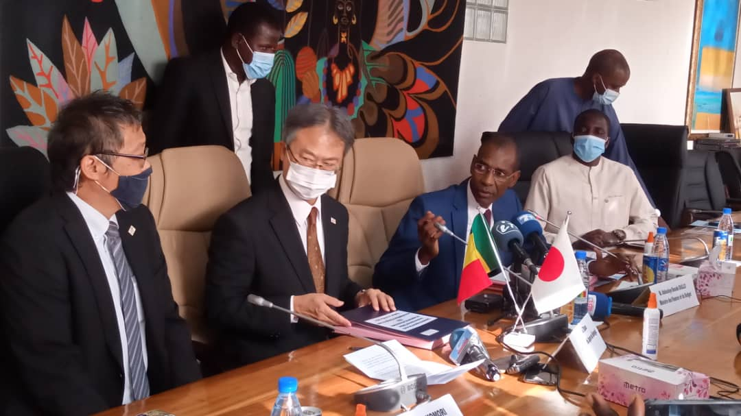 Allègement de la dette : le Japon accorde un moratoire de paiement de plus de 93 millions FCFA au Sénégal