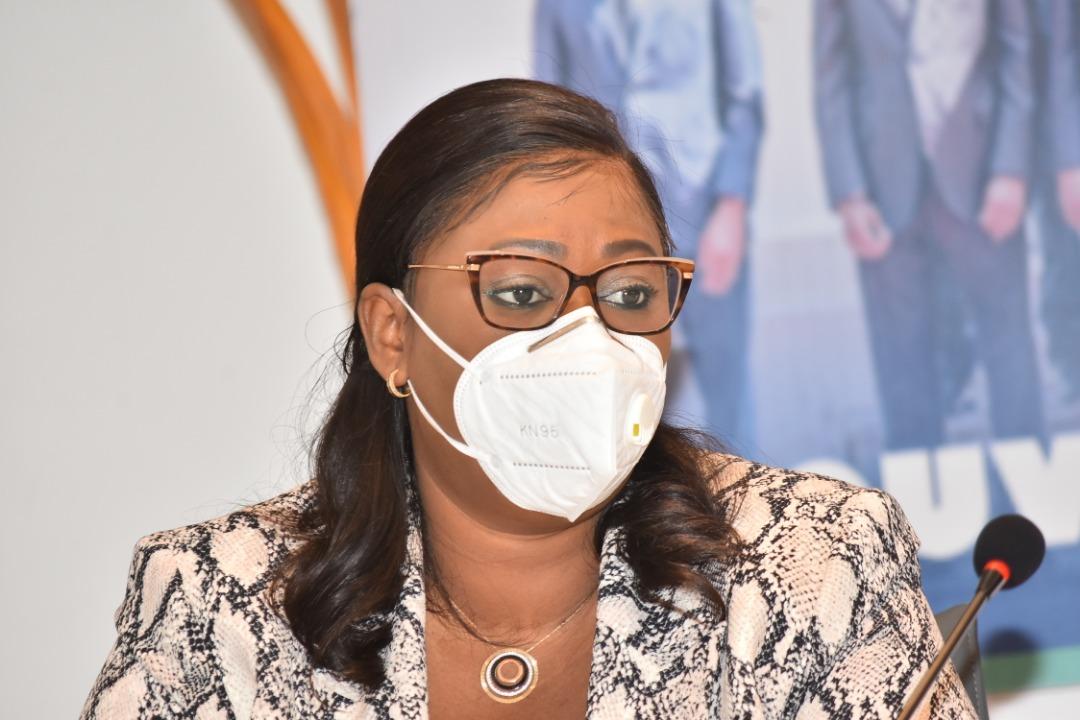 """Emploi des jeunes : Néné Fatoumata Tall confie que """"le mandat du Conseil national des jeunes est arrivé à terme"""""""