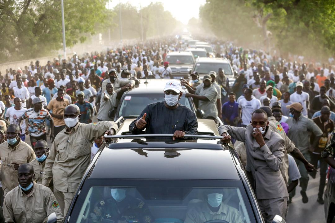Tournée économique du Président Macky: les responsables Apr et BBY n'ont pas badiné avec la mobilisation