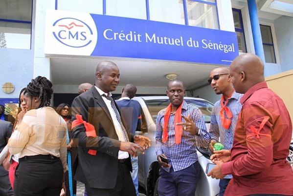 Les salariés du Crédit mutuel du Sénégal exigent le départ de le DG
