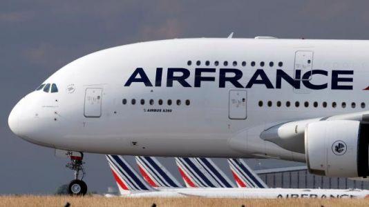 """Biélorussie : l'UE ferme son espace aérien, Air France annonce une suspension """"jusqu'à nouvel ordre"""""""