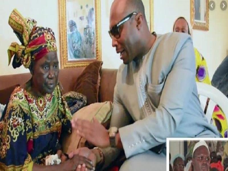 """Décès de la mère de Khalifa Sall ce mercredi : Barthélémy Dias rend à hommage à leur """"maman"""""""