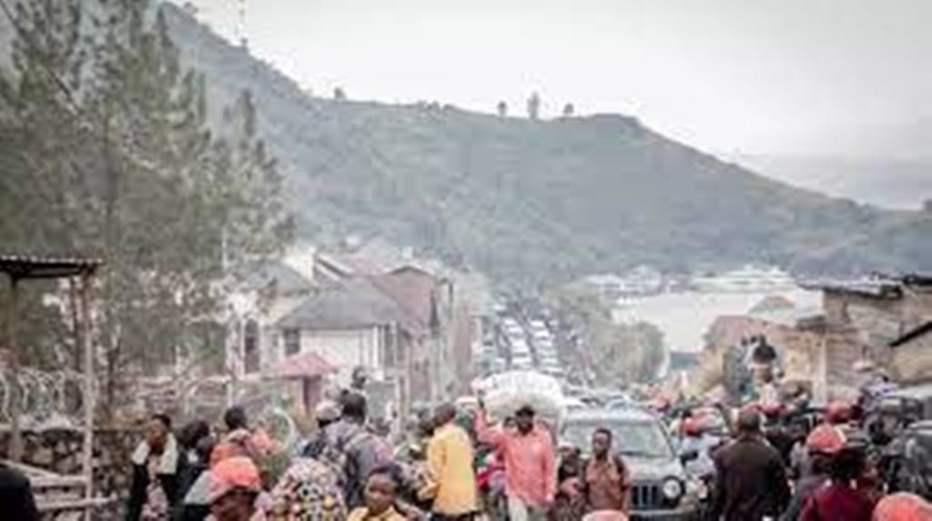 RDC: Goma évacuée face aux risques de catastrophe liés à l'éruption du volcan Nyiragongo