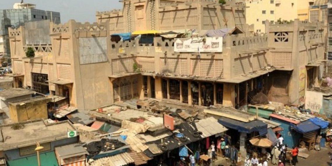 Reconstruction Marché Sandaga: Alioune Ndoye Vs Soham Wardini, guerre de maires et de nerfs
