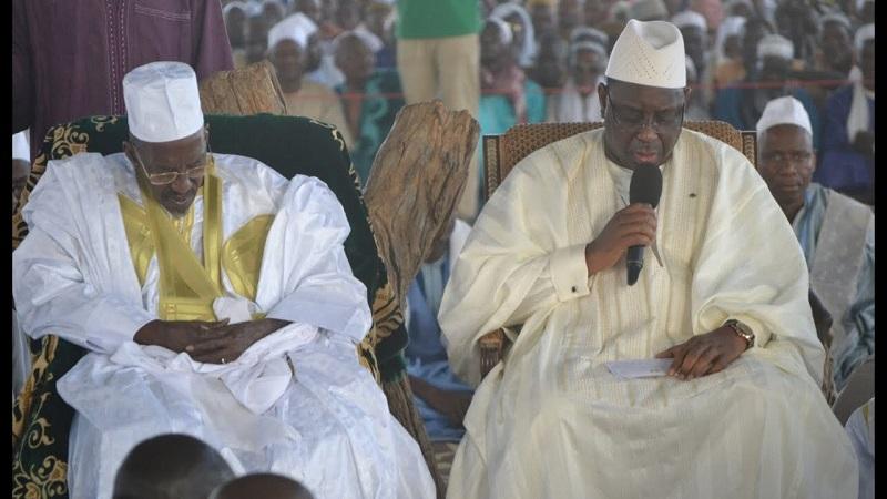 """Médina Gounass : Macky Sall sollicite des prières pour """"la paix et la stabilité"""" au Mali"""