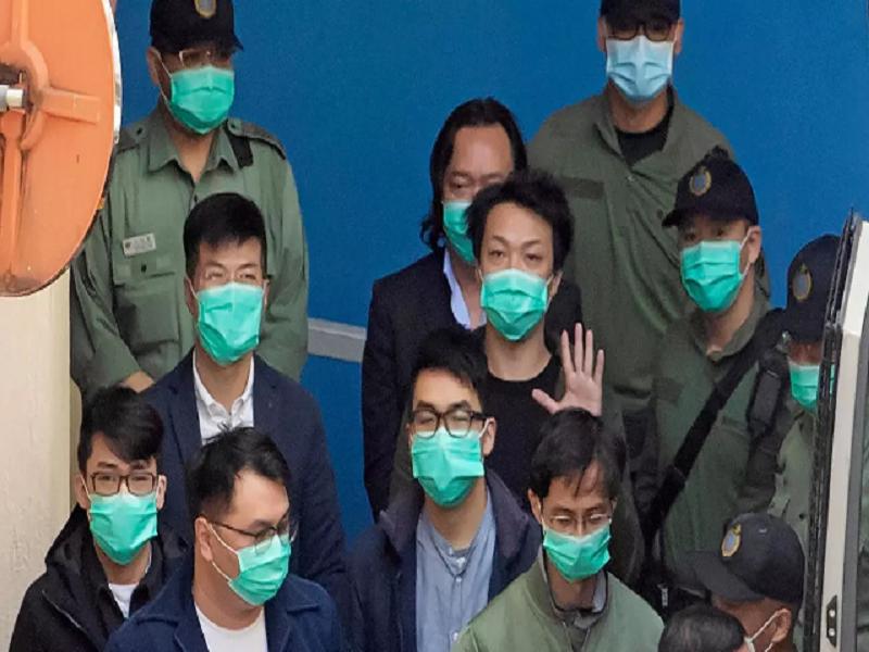 Hong Kong: 47 militants pro-démocratie jugés pour avoir organisé des primaires