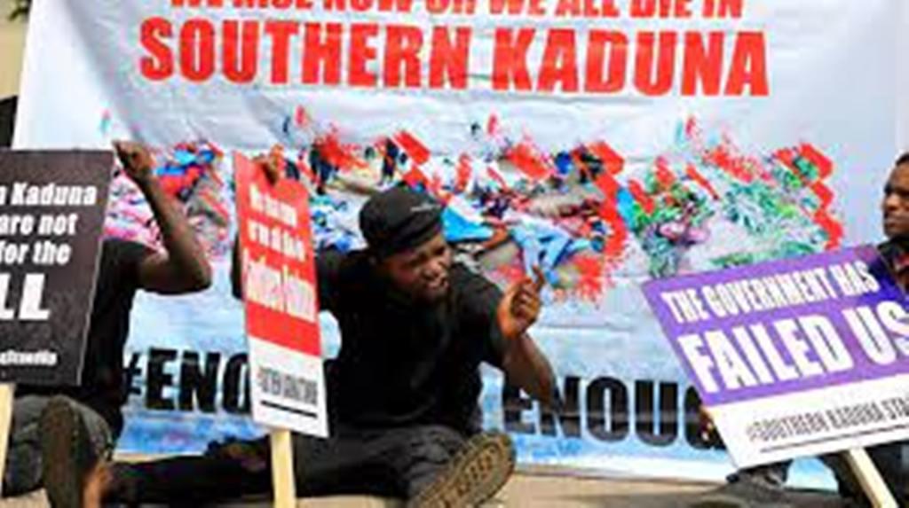 Dans le nord-ouest du Nigeria, des protestations contre l'insécurité permanente