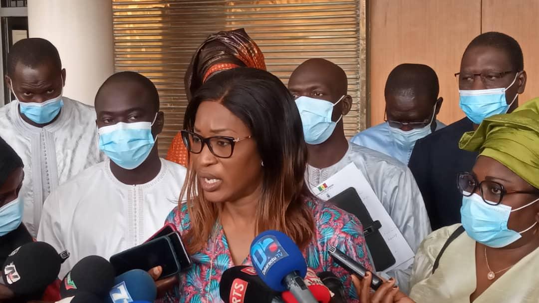 La ministre Zahra Iyane Thiam veut mettre fin aux injustices sociales