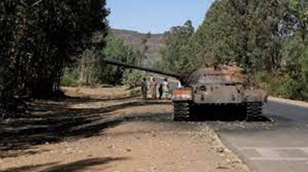 Conflit au Tigré: Adwa, une ville sinistrée ravagée par la guerre