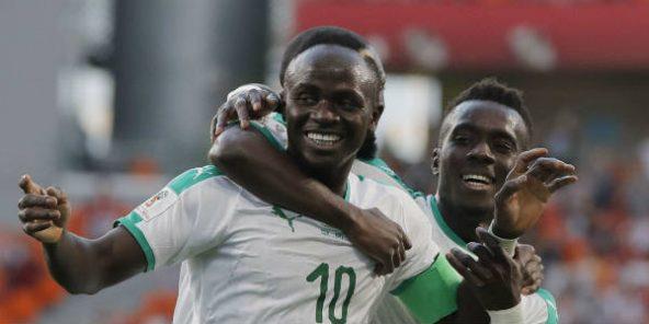 Record de buts en sélection: Sadio Mané à huit longueurs d'Henri Camara