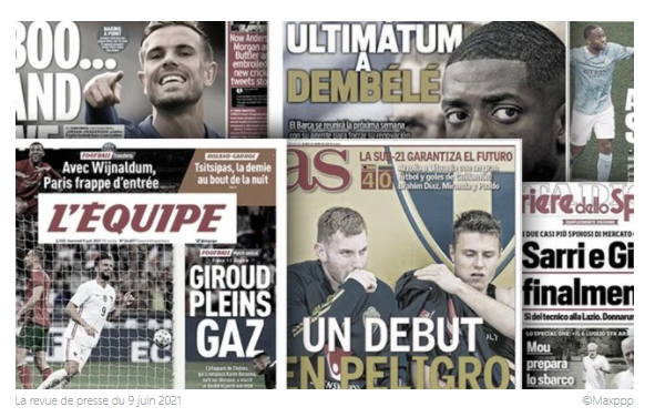 Le Barça pose un sacré ultimatum à Dembélé, Ramos chamboule totalement ses plans pour le mercato