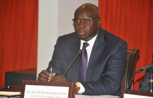Le Secrétaire général adjoint du Gouvernement, Alyoune Badara Diop, déclare sa candidature