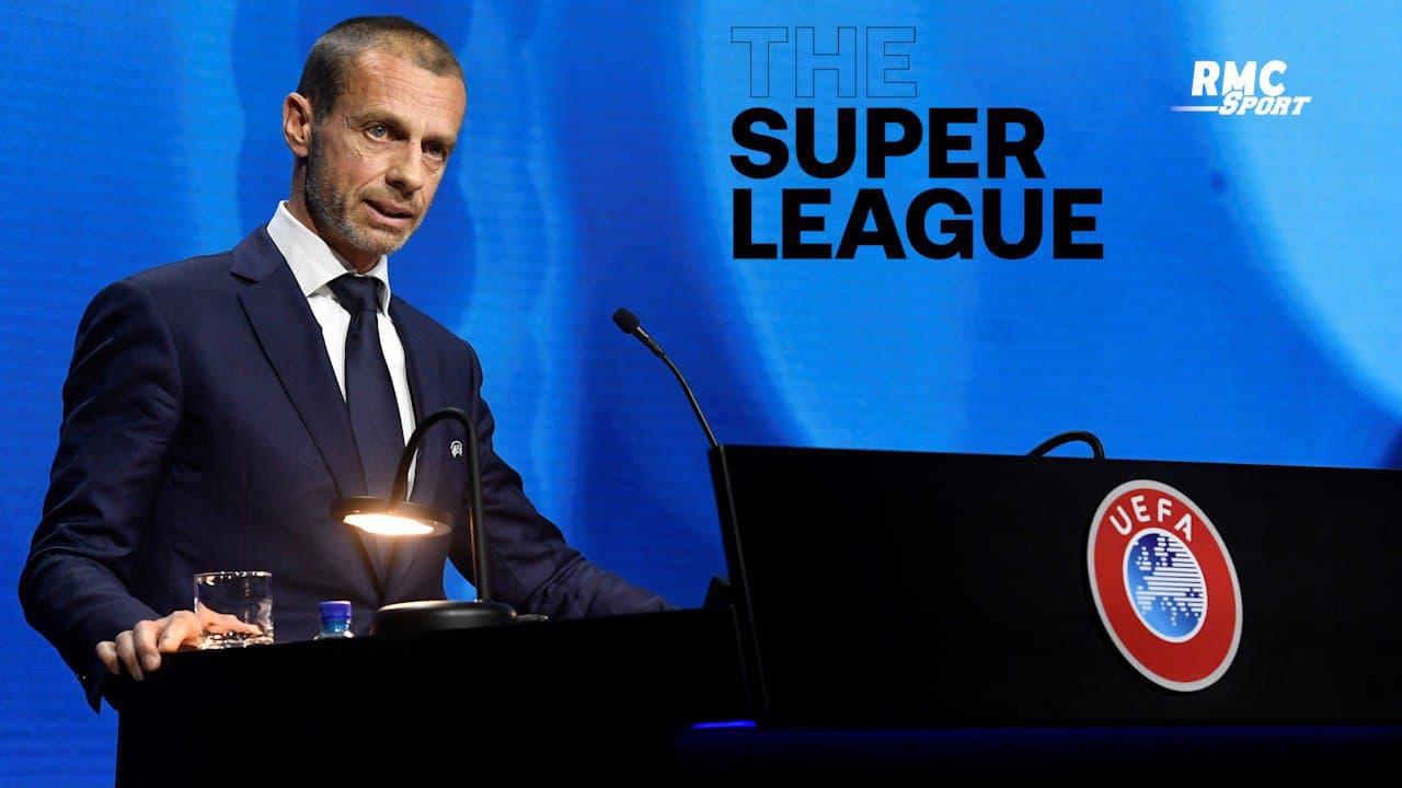 Super League : l'UEFA suspend ses poursuites