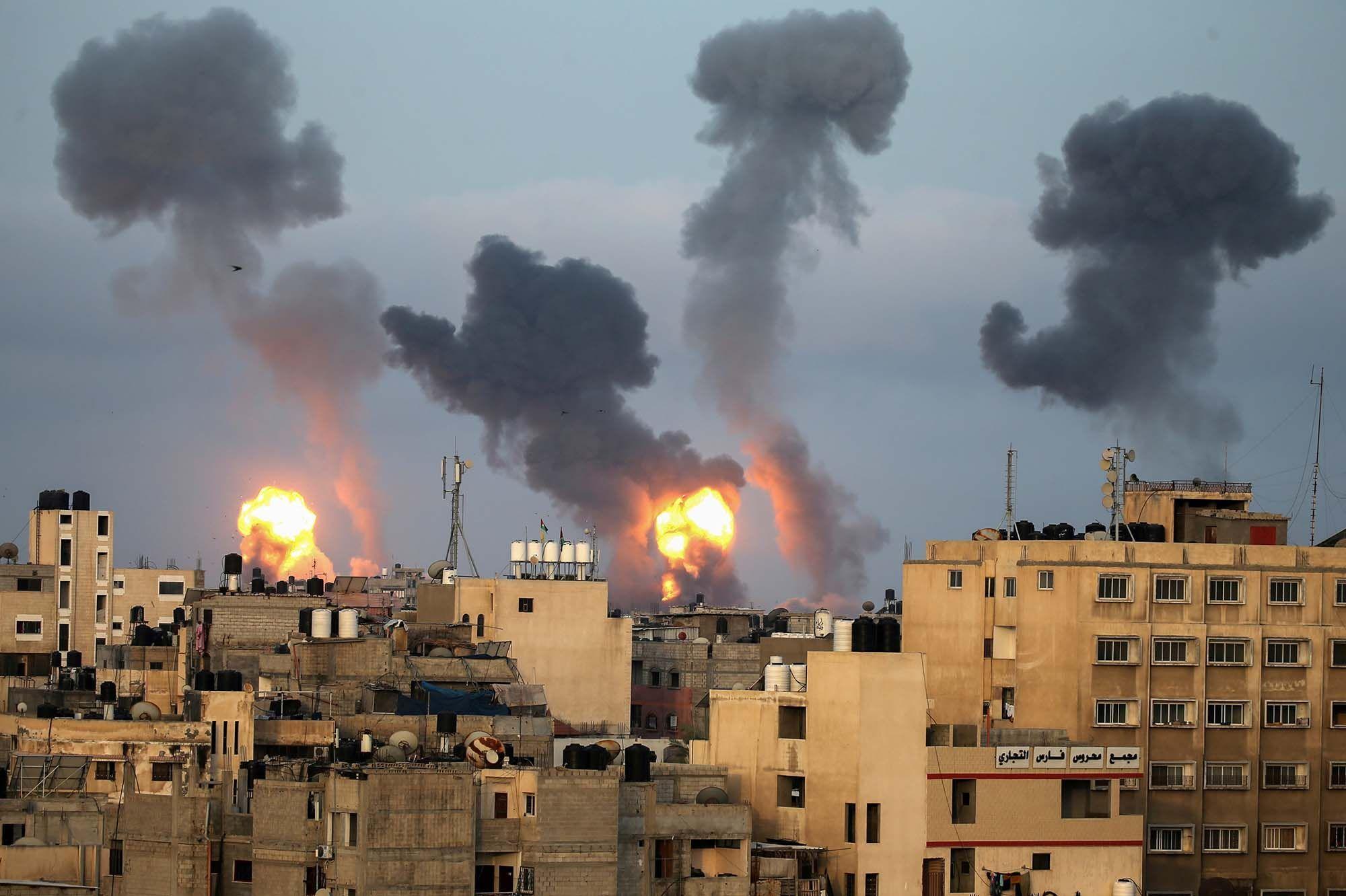 Cisjordanie: trois Palestiniens tués dans des échanges de tirs avec les forces israéliennes