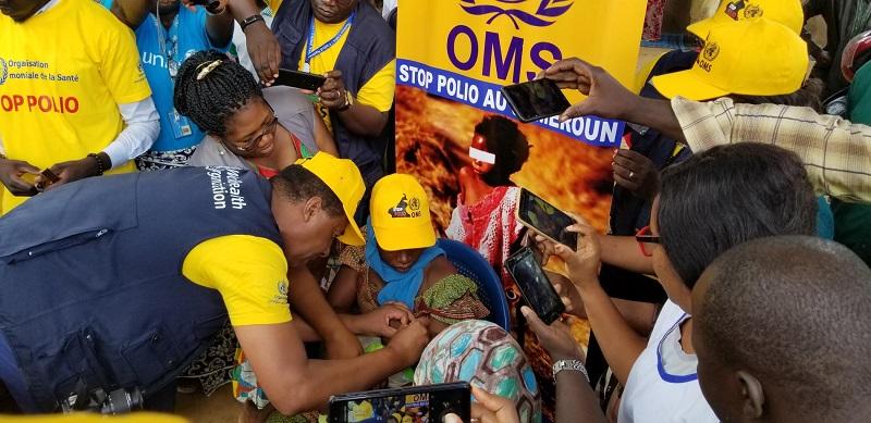 Poliomyélite : L'OMS lance la Stratégie d'éradication de la maladie à l'horizon 2026