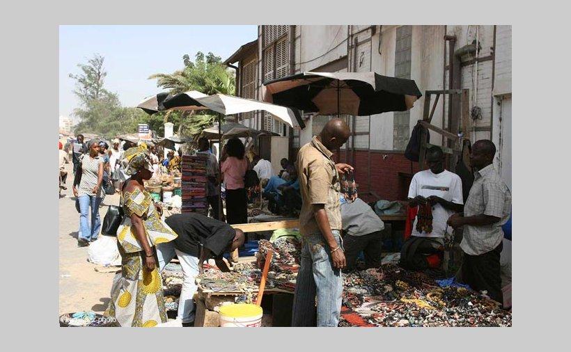 Sicap Mbao: l'état piteux du marché met les commerçants en colère