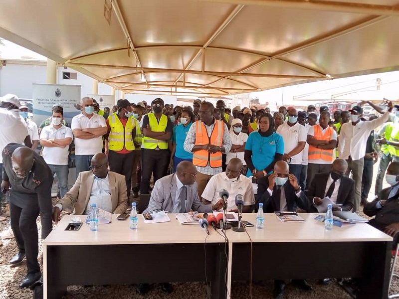 Travaux de la boucle des Kalounayes : La Cour Suprême annule une décision de l'ARMP et donne raison à la société Ecotra
