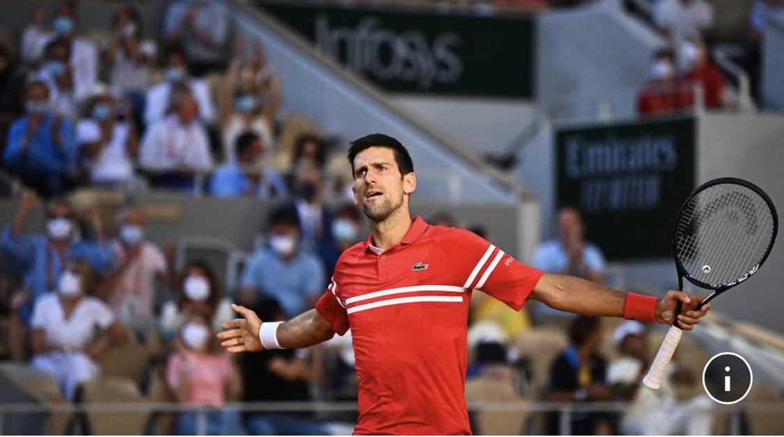 19e titre en Grand Chelem pour Novak Djokovic, renversant face à Stefanos Tsitsipas en finale de Roland-Garros