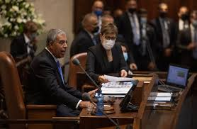 Israël: le centriste Mickey Levy élu nouveau président du Parlement