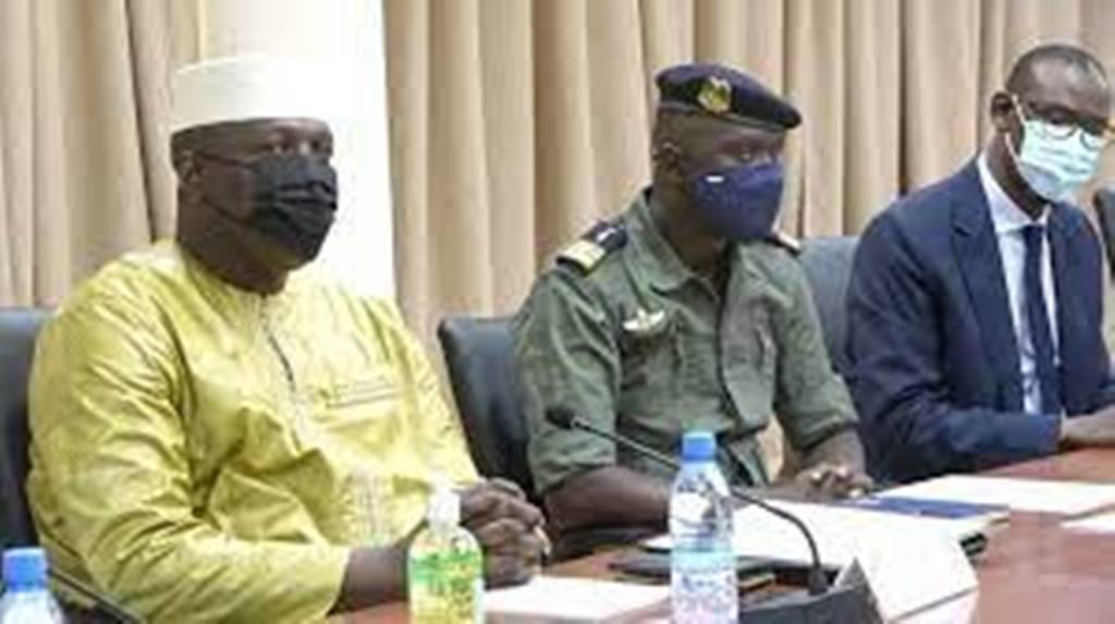 Mali : le nouveau gouvernement se réunit à l'occasion du premier conseil de cabinet