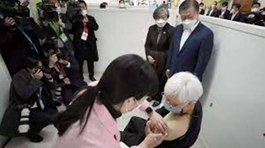Grâce à l'accélération de la vaccination, la Corée du Sud allège ses règles