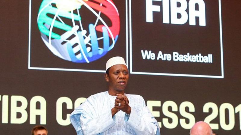 FIBA: Le président Hamane Niang démissionne, au milieu d'une enquête d'abus sexuels