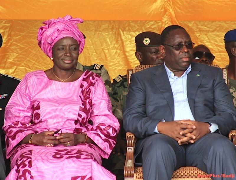 Mairie Kaolack: investie par le mouvement AKAD, Mimi Touré face à l'équation de la fatwa de Macky Sall