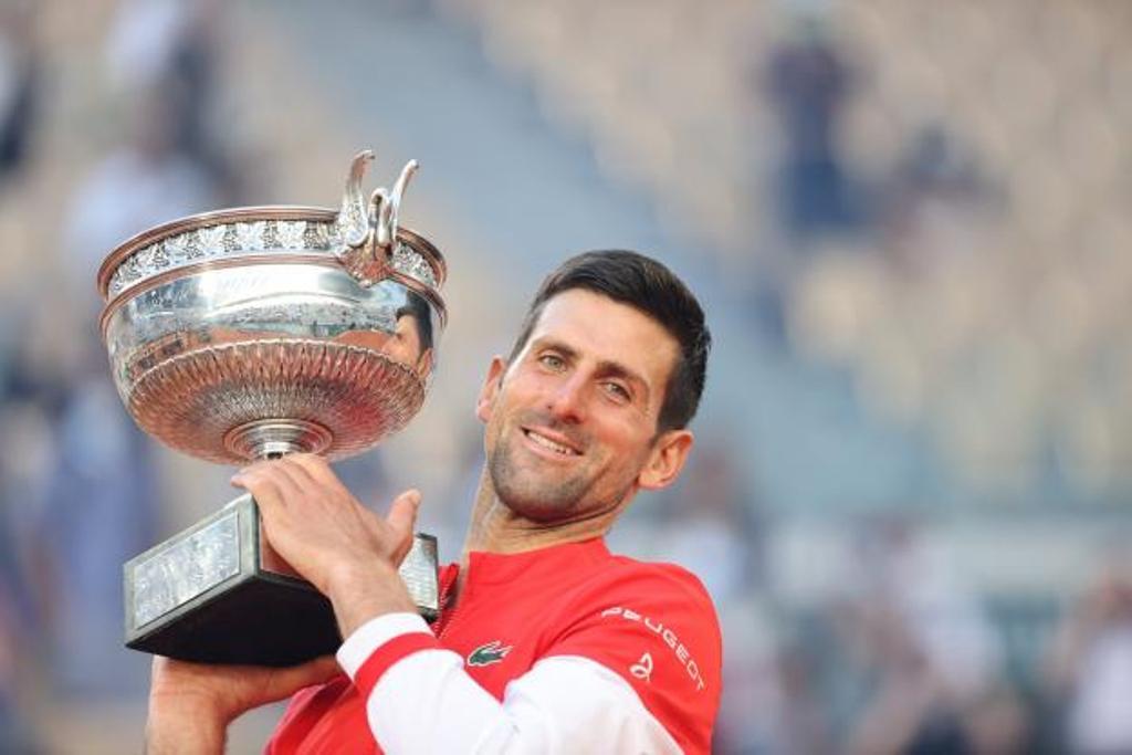 "Tennis: Djokovic sur la voie du "" Greatest of all time"" (GOAT)"