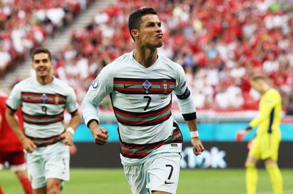 Cristiano Ronaldo devient le meilleur buteur de l'histoire de l'Euro