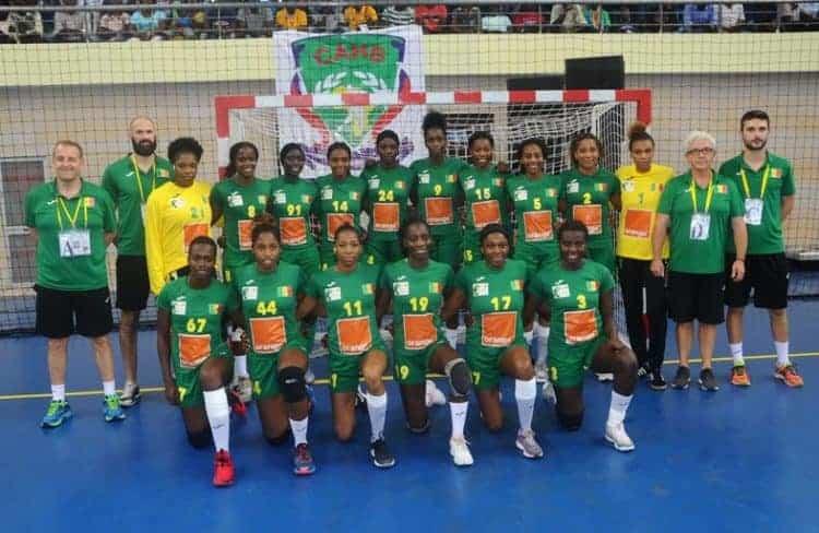 CAN féminine Handball: le Congo prive les «Lionnes» de Mondial