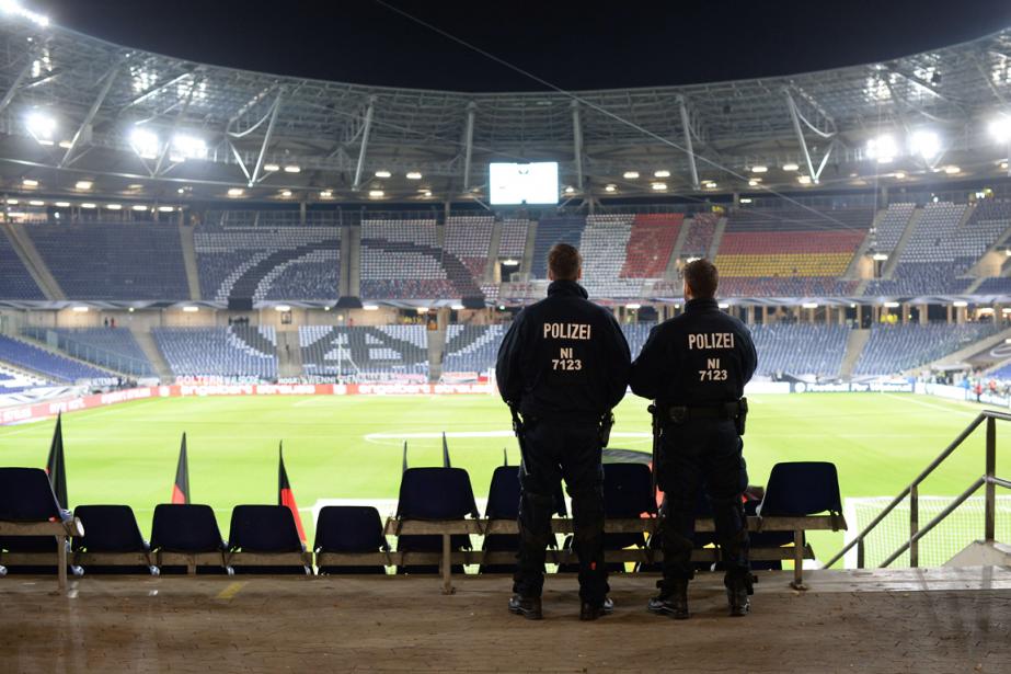 Italie-Suisse: une alerte à la bombe près du Stadio Olimpico de Rome