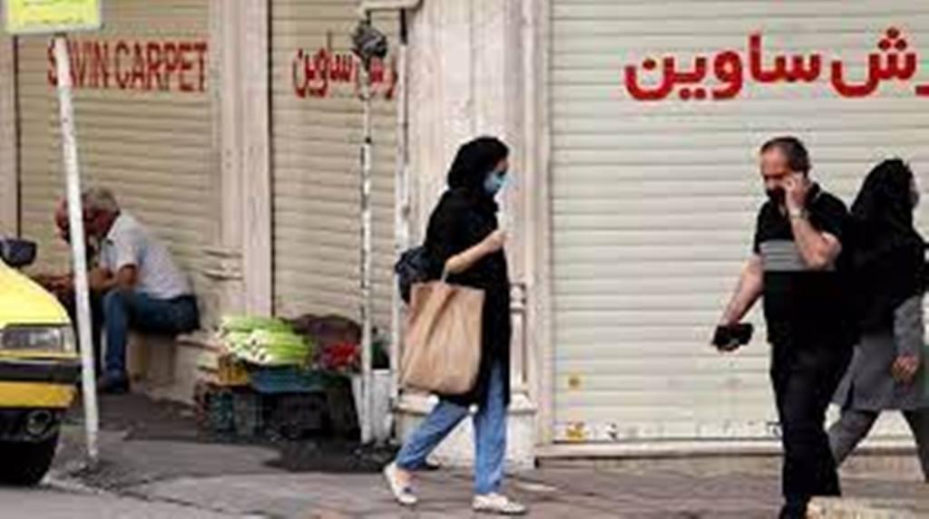 """La """"détresse économique"""", enjeu majeur de l'élection présidentielle en Iran"""