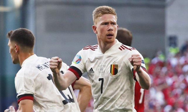 Euro 2020 : la Belgique renverse le Danemark (2-1)
