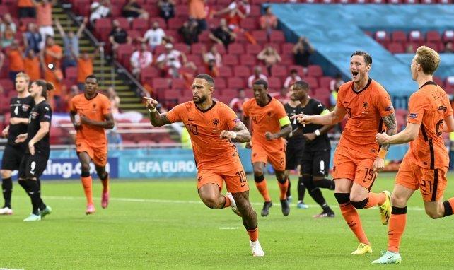 Les Pays-Bas dominent l'Autriche et se qualifient pour les huitièmes de l'Euro