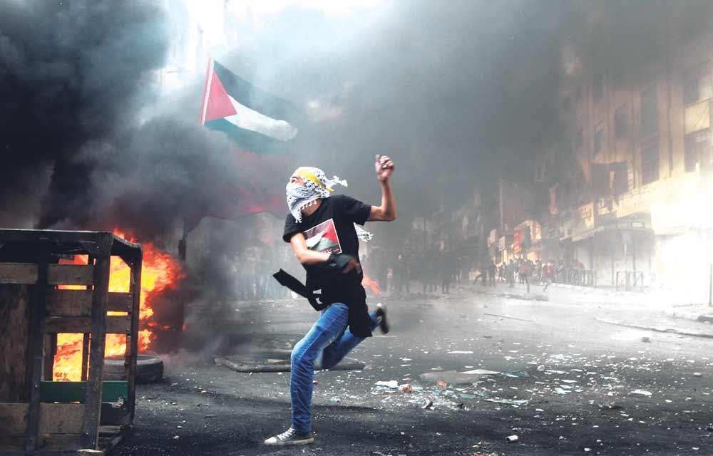 Territoires palestiniens: nouvelles tensions à la frontière entre Gaza et Israël