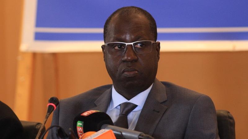 Abdou Karim Sall à Ousmane Sonko : « son seul programme, c'est d'appeler à l'insurrection »