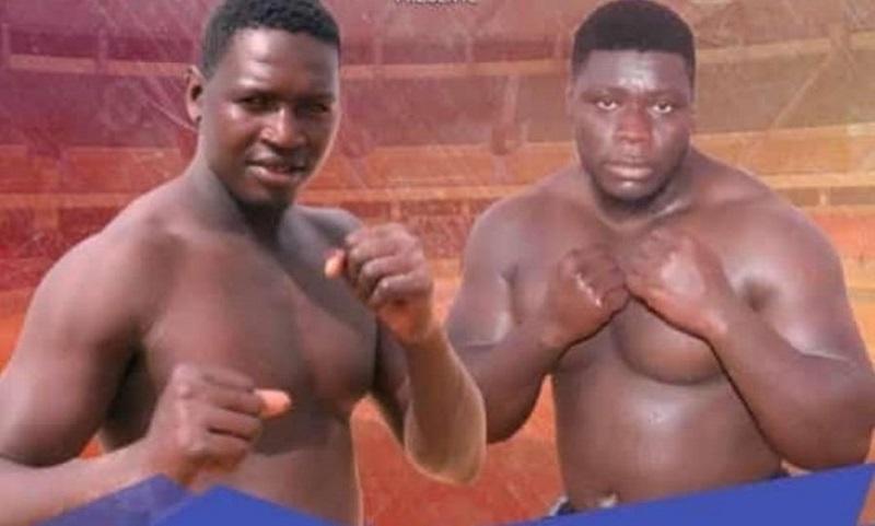 Lutte avec frappe: Franc-Tyson 2, duel des espoirs