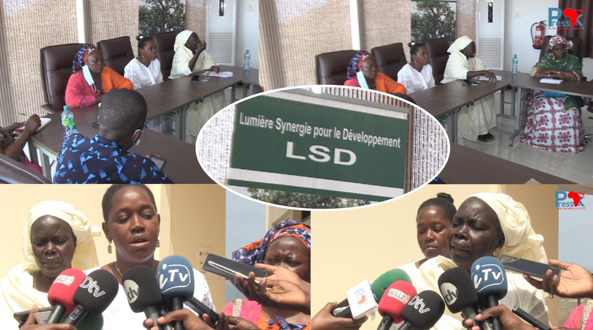 Centrale Bargny: LSD et les Femmes de Bargny réclament une justice climatique pour les populations