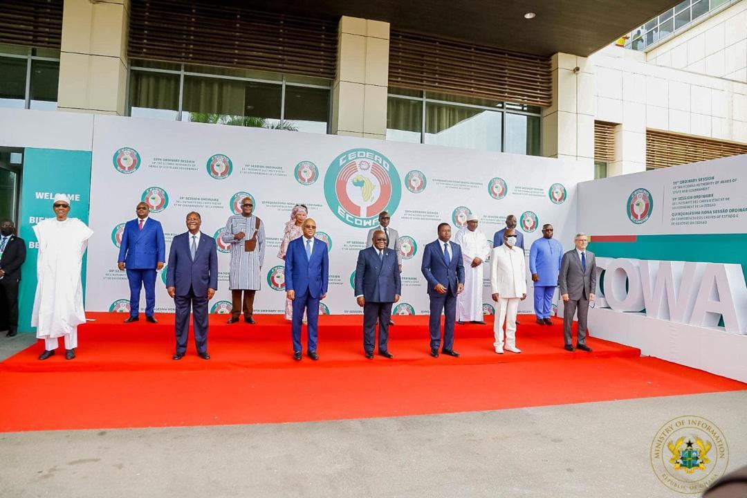 Les pays membres de la Cedeao s'accordent sur le lancement de leur monnaie commune en 2027