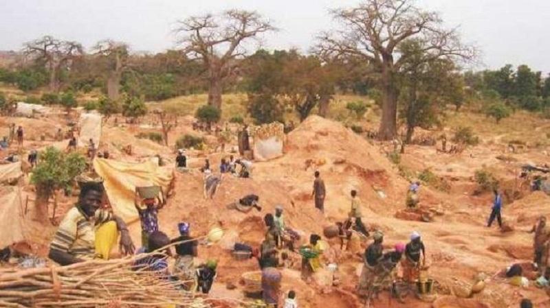 Opération de lutte contre l'orpaillage clandestin : 377 personnes interpellées et du matériels saisis par les forces de l'ordre