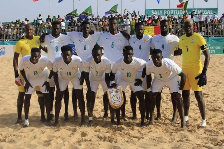 Tournoi Beach Soccer de Dubaï : le Sénégal s'impose contre Oman (3-2)