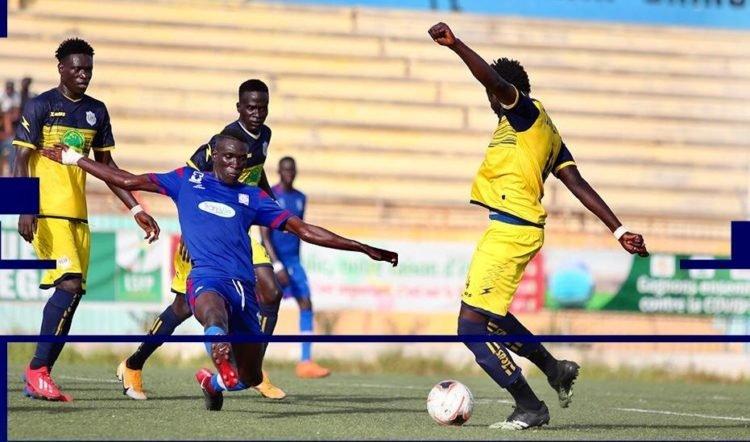 Ligue 1 Sénégal: la lutte pour le titre fait rage !