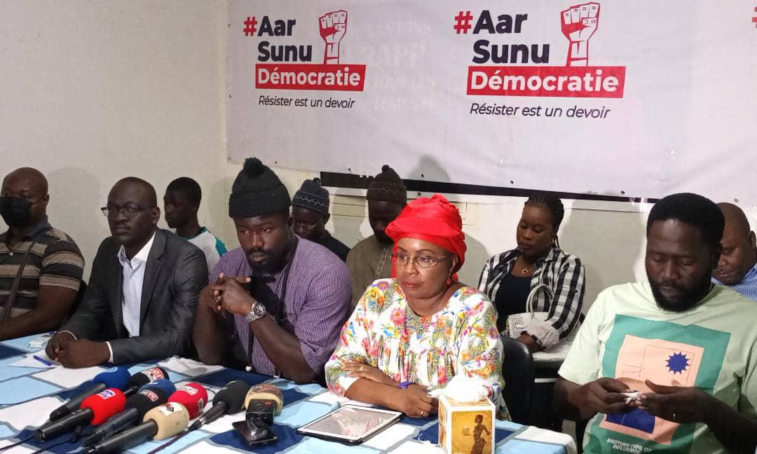 Fatou Blondin Ndaye sur le 23 juin : « 10 après, nous devons encore nous battre contre un président qui confisque le processus électoral »