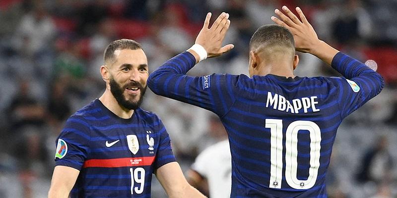 Euro: Portugal-France et Allemagne-Hongrie, chocs brûlants à plus d'un titre