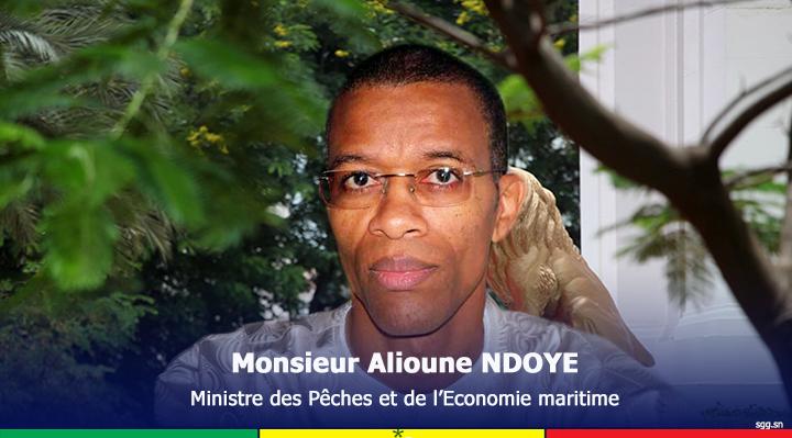 Le ministre de la Pêche annonce un dispositif pour lutter contre les bateaux de pêche étrangers