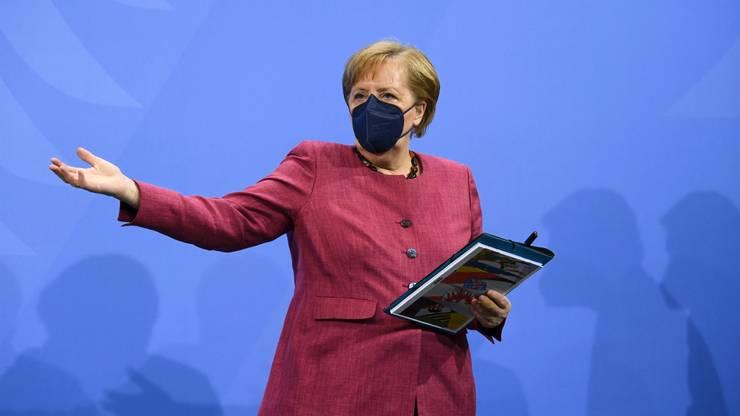 L'Union européenne doit nouer un «contact direct» avec la Russie (Merkel)