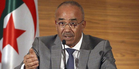 Le Premier ministre algérien a démissionné