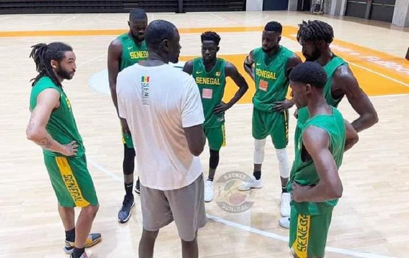Amical basket entre Sénégal et l'Allemagne : 4 personnes au sein de la sénégalaise testées positives à la covid-19