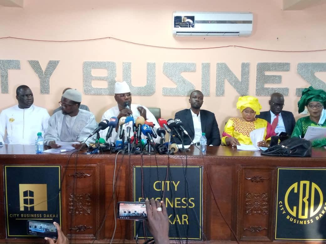 Sénégal : l'opposition rejette les deux projets de loi criminalisant les manifestations et entend saisir le Conseil constitutionnel