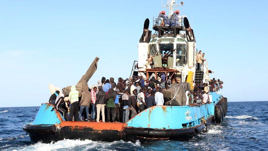 Migration: 369 personnes secourues en Méditerranée dans la nuit de dimanche à lundi